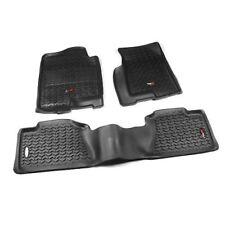 New All Terrain Floor Liner Kit Black Chevy Avalanche 02-06 X 82989.02