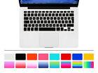 Norwegian Silicone UK/EU Keyboard Cover skin For Macbook Pro Air Retian 13 15 17
