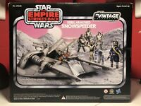 Star Wars Empire Strikes Back Vintage Collection Rebel Armored Snowspeeder NIB