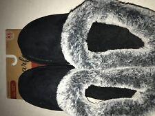 9e945199a37023 Dearfoams Womens Knit Clog Memory Foam Slipperxl 11-12 Mult-color Warm Combo