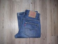 Vintage Levis 516 Flare/ Bell Bottom Jeans W29 L34 GUTER ZUSTAND LU646