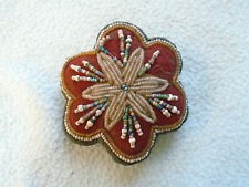 Antique Beaded Pin Cushion