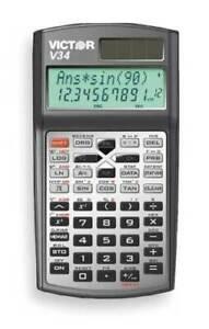 Victor V34 Scientific Calculator