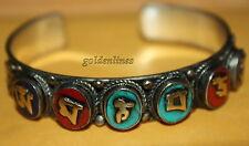 Nepal bracelet Tibet bracelet cuff bracelet Nepalese bracelet Tibet bracelet 15