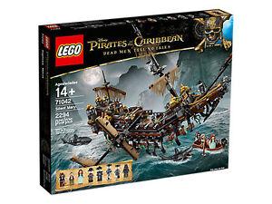 Minifigures The LEGO® Pirates des Caraïbes 71042