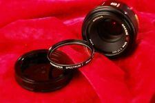 Complete! SONY A-MOUNT MINOLTA MAXXUM 50mm f:1.7 PRIME LENS  *Beautiful Bokeh*
