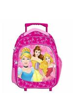 Zaino Zainetto Asilo Trolley Disney Principesse Scuola Materna Princess Bimba Ba
