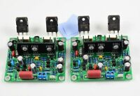 LJM-MX50 SE (100w+100w) Power Amp Board Kit Stero Amplifier Kit DIY New