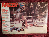 ARGOSY September 1972 Sept Sep 72 ZANE GREY SIX-GUN TERRITORY SILVER SPRINGS
