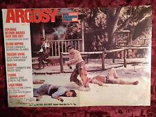 ARGOSY September 1972 Sept Sep 72 ZANE GREY SIX-GUN TERRITORY SILVER SPRINGS