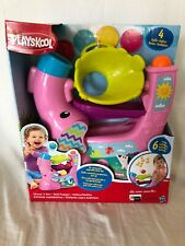 Playskool Chase 'n Go Ball Popper Pink Brand New with Damaged Box