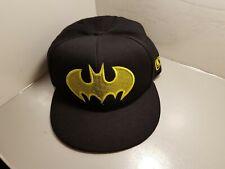 Marvel Batman Baseball Cap Adjustable Snapback Hip-Hop Sun Hat New