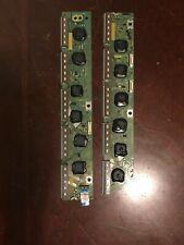 "50"" Panasonic Plasma TV TC-P50UT50 SU & SD Buffer Boards TNPA5674 TNPA5675"