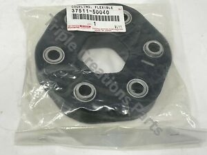 37511-50040 OEM GENUINE TOYOTA COUPLING FLEXIBLE JOINT DISK 3751150040 US STOCK