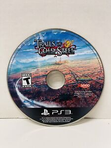 The Legend of Heroes Trails of Cold Steel (Sony PlayStation 3) PS3 Disc Only
