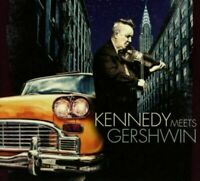 KENNEDY MEETS GERSHWIN  BRAND NEW & SEALED CD >>