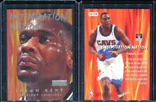 1998 1998-99 Premium Intimidation Nation #5 Shawn Kemp SP Insert (3)