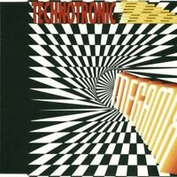 Technotronic Megamix (#bcm20475) [Maxi-CD]