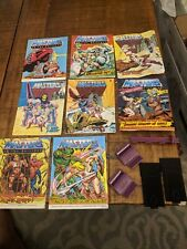 Motu He Man Snake Mountain Lot