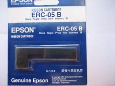 Original Epson erc-05b ribbon ruban Genuine pc-1211 -1500 sharp ea800r