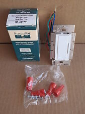 Lutron Electronics RA-AD-WH RadioRA Accessory Dimmer 8 Amp