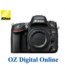 NEW Nikon D610 BODY Full Frame SLR Camera with 1 Year Au Warranty