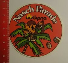 Aufkleber/Sticker: Wikana Nasch Parade (070816148)