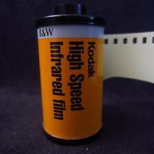 1x Kodak High Speed Infrared hie Infrarot fotografischer Film Ablaufdatum 1997