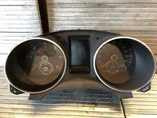 VW Golf MK6 2009 - 2012 Instrument Cluster Speedometer Clocks 5K0920970E