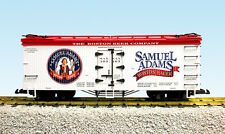 USA Trains G Scale R16009 Sam Adams - White/Red NEW RELEASE