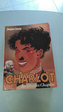 CHARLOT ou Sir Charles Chaplin, Jacques Lorcey, PAC, 1978, in francese in french