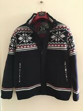NEW Paul & Shark Yachting Jacket Maglione Sweater Pullover Blusotto Lana size M