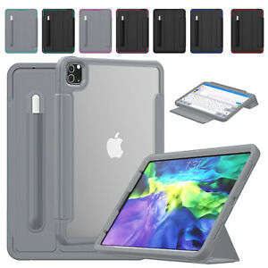 """Case For iPad 10.2"""" 8th Gen 7th /Air 4 2020 Smart Hybrid Shockproof Stand Cover"""