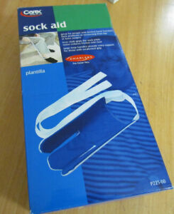 CAREX Sock Aid Plantilla