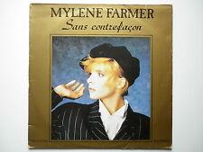 Mylene Farmer Maxi 45Tours vinyle Sans Contrefaçon