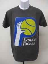New Indiana Pacers Mens Size S Small Majestic Shirt MSRP $25