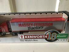 Massey-Ferguson Tractors Kenworth Semi Bank by Liberty Classics 1/64th scale