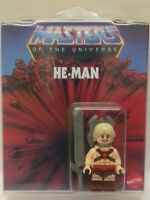 **NEW** LEGO Custom Printed CHROME RAM MAN Masters Of The Universe Minifigure
