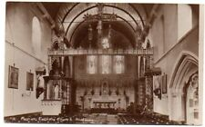Interior of Roman Catholic Church, Worthing, Sussex