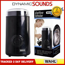 Wahl Coffee Spice Electric Grinder 60g Powerful with Pulse - 150W, Black, ZX931