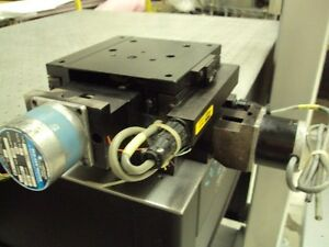 PARKER DEDAL COMPUMOTOR SLO-SYN DUAL AXIS LINEAR POSITIONER SUPERIOR ELECTRIC