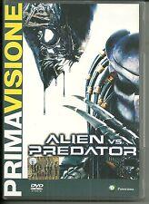 DVD Alien vs Predator. Raoul Bova