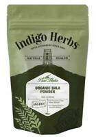 Indigo Herbs Organic Bala Powder 100g Pure Sida cordifolia