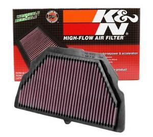 HA-6001 K&N Replacement Air Filter HONDA CBR600F4I 01-06 (KN Powersports Air Fil