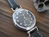WATCH SCHAFFHAUSEN CALIBER 3602 | 18 JEWELS Watch Vintage Men Mechanical WINDING