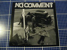 "NO COMMENT Live On KXLU 1992 7"" Deep Six  Infest Extortion Manpig Neanderthal"