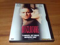 Disclosure (DVD, 1997, Widescreen/Full Frame)