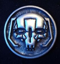 Battletech symbol badge pin