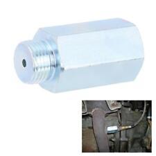 M18 15 O2 Lambda Oxygen Sensor Bung Adapter Extender Spacer Stainless-Steel: