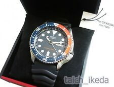 Official SEIKO SKX009K1 SKX009 Scuba Diver Automatic Watch Mechanical from JP